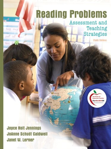 9780137008575: Reading Problems: Assessment and Teaching Strategies (6th Edition) (No Access Code)