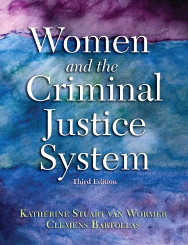 9780137008780: Women and the Criminal Justice System (3rd Edition)