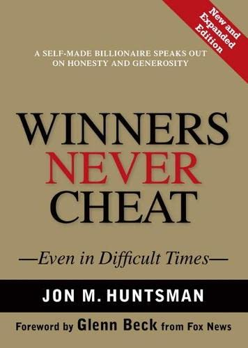 9780137009039: Winners Never Cheat: Even in Difficult Times, New and Expanded Edition