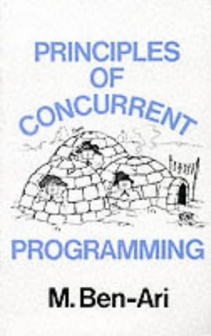 9780137010783: Principles of Concurrent Programming (PHI Series in Computer Science)
