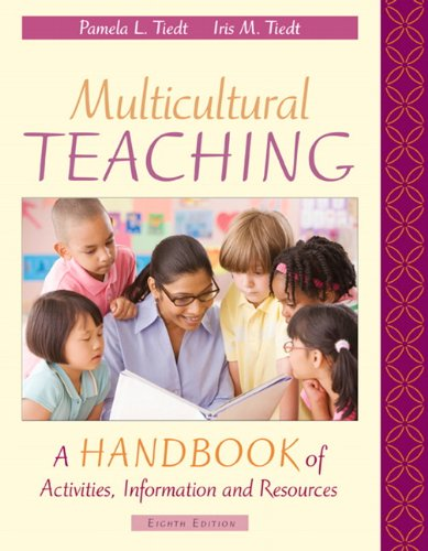 9780137011018: Multicultural Teaching: A Handbook of Activities, Information, and Resources (8th Edition)