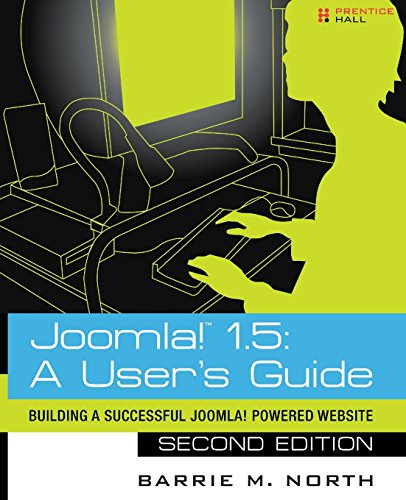 9780137012312: Joomla! 1.5: A User's Guide: Building a Successful Joomla! Powered Website