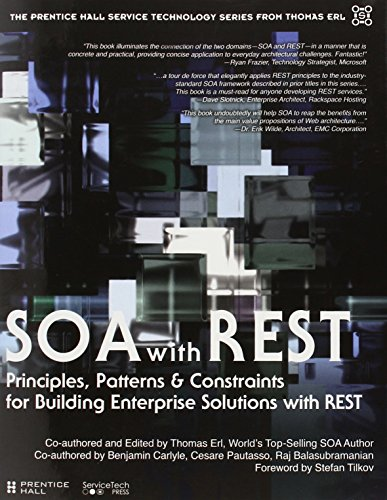 9780137012510: SOA with REST: Principles, Patterns & Constraints for Building Enterprise Solutions with REST (The Prentice Hall Service Technology Series from Thomas Erl)