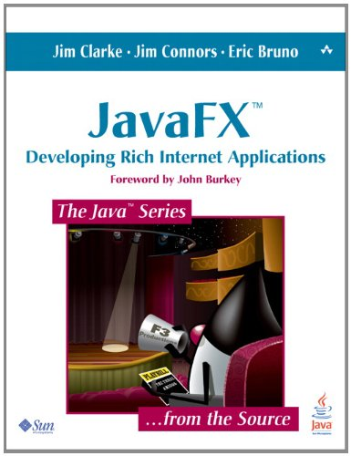9780137012879: JavaFX: Developing Rich Internet Applications (Java (Addison-Wesley))