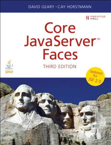 9780137012893: Core JavaServer Faces (Sun Core Series)
