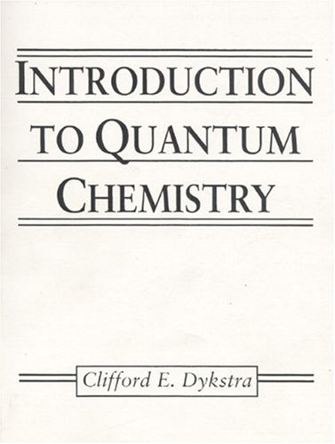 9780137012930: Introduction to Quantum Chemistry