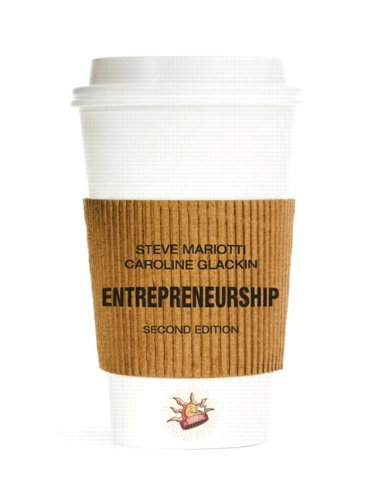9780137013289: Entrepreneurship: Starting and Operating a Small Business [With CDROM]