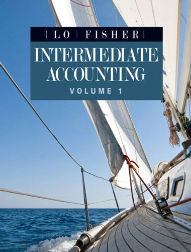 9780137013371: Intermediate Accounting, Vol. 1