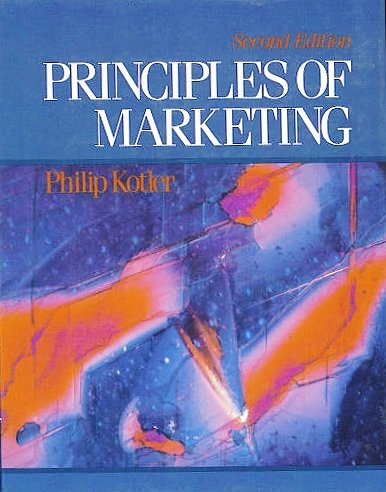 9780137016235: Principles of marketing (Prentice-Hall series in marketing)