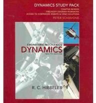 9780137016303: Engineering Mechanics Dynamics & Study PK & Mastering Package (12th Edition)