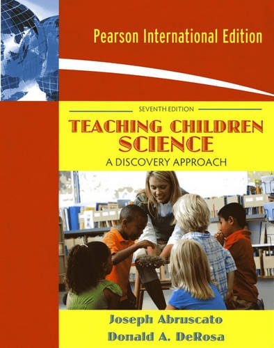 9780137016914: Teaching Children Science: A Discovery Approach: International Edition