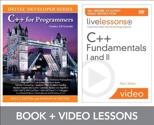 9780137018239: C++ Fundamentals I and II LiveLesson Bundle