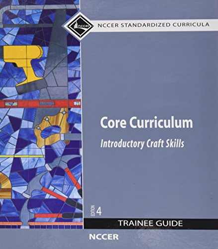 9780137019595: Core TG Hardcover & Contren Connect Access Card (4th Edition) (Contren Learning)