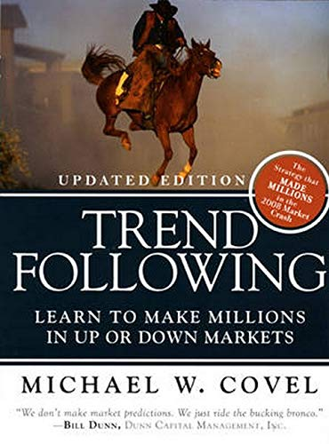 9780137020188: Trend Following: Learn to Make Millions in Up or Down Markets