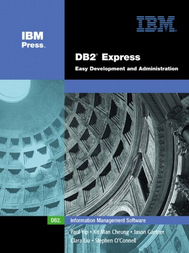9780137020812: DB2 Express: Easy Development and Administration (paperback)