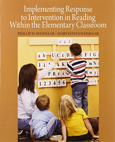 9780137022632: Implementing Response to Intervention in Reading Within the Elementary Classroom