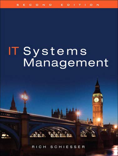 9780137025060: IT Systems Management