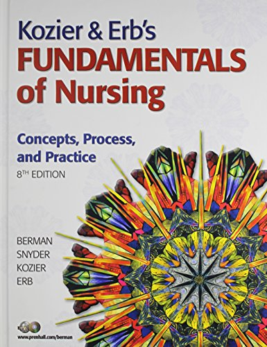 9780137027958: Kozier & Erb's Fundamentals of Nursing with Real Nursing Skills 2.0: Skills for the RN (2nd Edition)