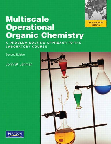 9780137028405: Multiscale Operational Organic Chemistry: A Problem Solving Approach to the Laboratory