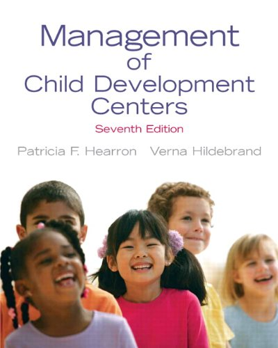 9780137029440: Management of Child Development Centers (7th Edition)