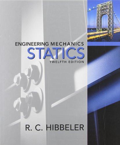 9780137031931: Engineering Mechanics Statics & Mastering Engineering Package (12th Edition)
