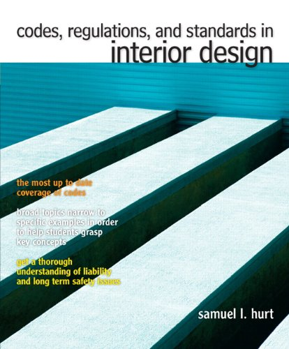 9780137033034: Codes, Regulations, and Standards in Interior Design