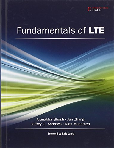 9780137033119: Fundamentals of LTE (Prentice Hall Communications Engineering and Emerging Technologies Series from Ted Rappaport)