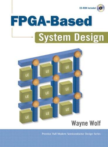 9780137033485: FPGA-Based System Design (paperback) (Prentice Hall Modern Semiconductor Design Series' Sub Series)