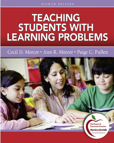 9780137033782: Teaching Students with Learning Problems (8th Edition)