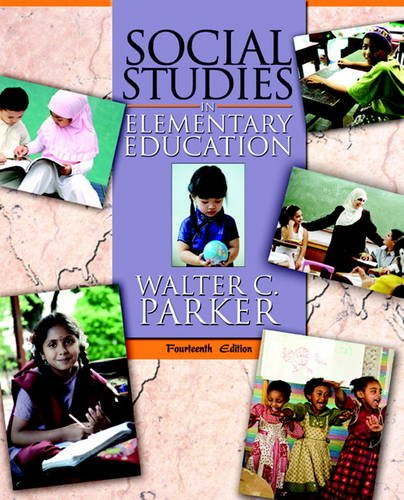 9780137034253: Social Studies in Elementary Education