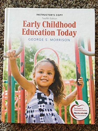 9780137034642: Early Childhood Education Today (Instructor's Copy)