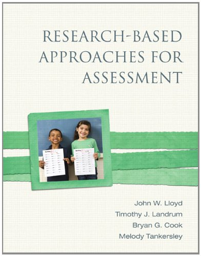 9780137034857: Research-Based Approaches for Assessment