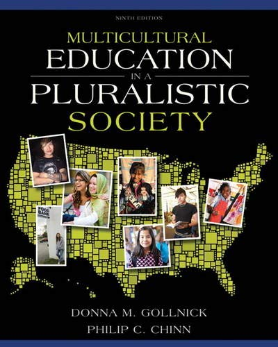 9780137035090: Multicultural Education in a Pluralistic Society (9th Edition)