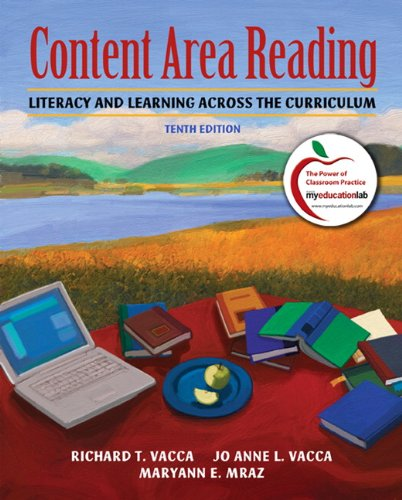 9780137035113: Content Area Reading: Literacy and Learning Across the Curriculum (10th Edition)