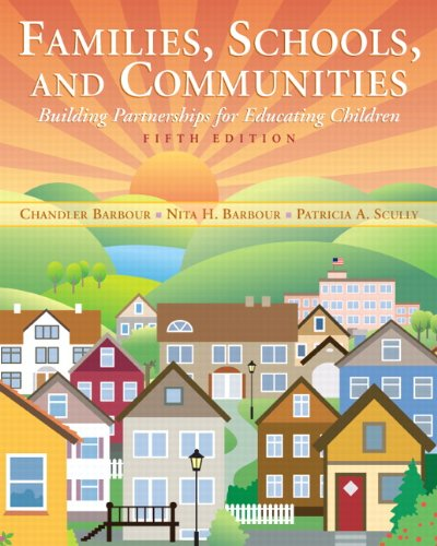 9780137035465: Families, Schools, and Communities: Building Partnerships for Educating Children (5th Edition)