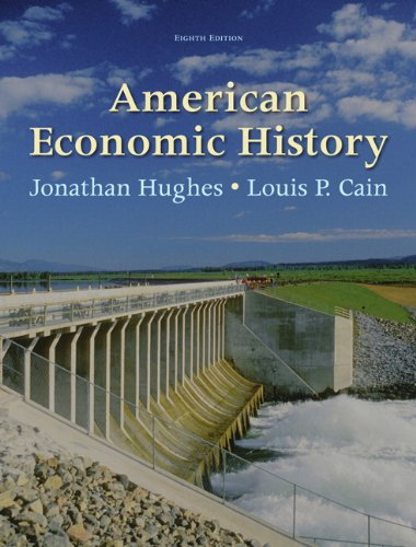 9780137037414: American Economic History (Pearson Series in Economics)