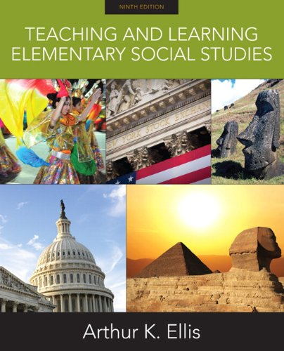 9780137039494: Teaching and Learning Elementary Social Studies