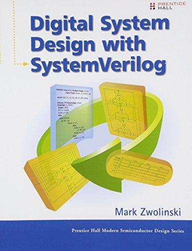 9780137045792: Digital System Design with SystemVerilog (Prentice Hall Modern Semiconductor Design)