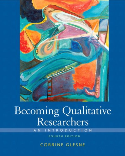 9780137047970: Becoming Qualitative Researchers: An Introduction (4th Edition)