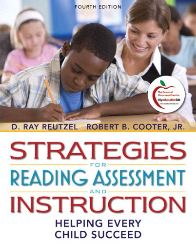 9780137048380: Strategies for Reading Assessment and Instruction: Helping Every Child Succeed (4th Edition) (Pearson Custom Education)