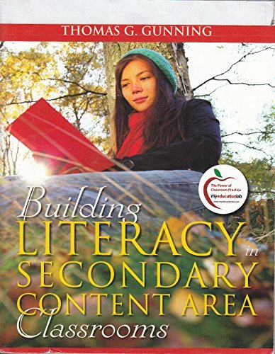 9780137048762: Building Literacy in Secondary Content Area Classrooms (Instructor Edition)