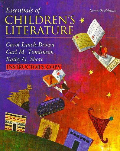 9780137049516: Essentials of Children's Literature (Instructor's Copy)