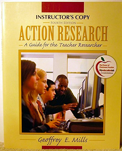 9780137049523: Action Research A Guide for the Teacher Researcher 4th Edition Instructor's Copy
