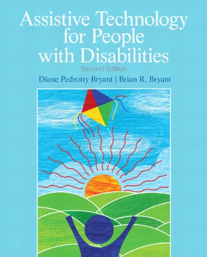 9780137050093: Assistive Technology for People with Disabilities (2nd Edition)