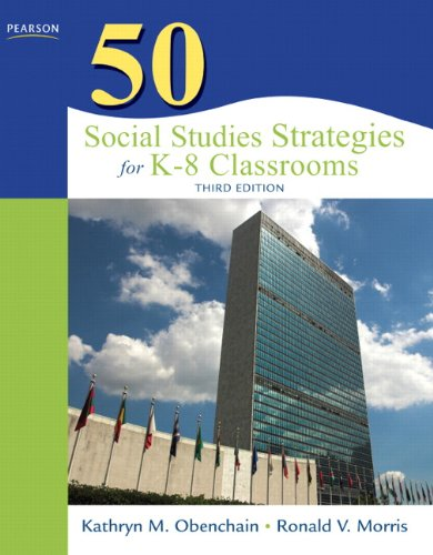 9780137050154: 50 Social Studies Strategies for K-8 Classrooms (3rd Edition)