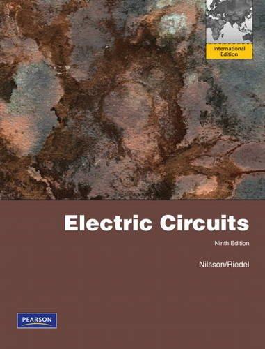 9780137050512: Electric Circuits