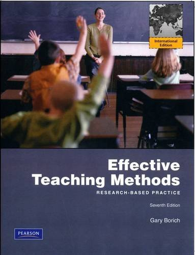 9780137050888: Effective Teaching Methods: Research-Based Practice