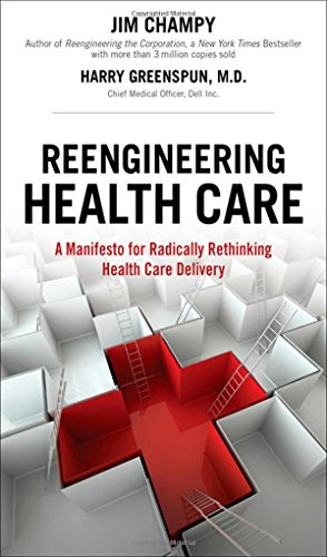 9780137052653: Reengineering Health Care: A Manifesto for Radically Rethinking Health Care Delivery