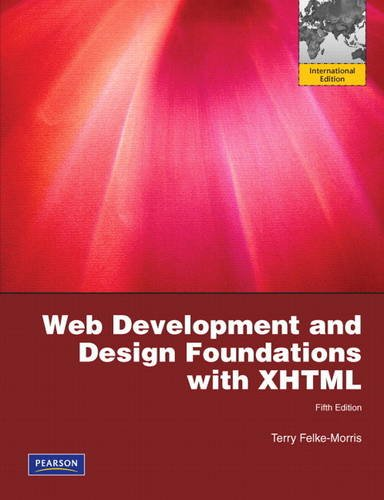 9780137052752: Web Development and Design Foundations with XHTML: International Version