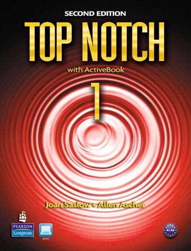 9780137053247: MyLab English: Top Notch 1 (Student Access Code)
